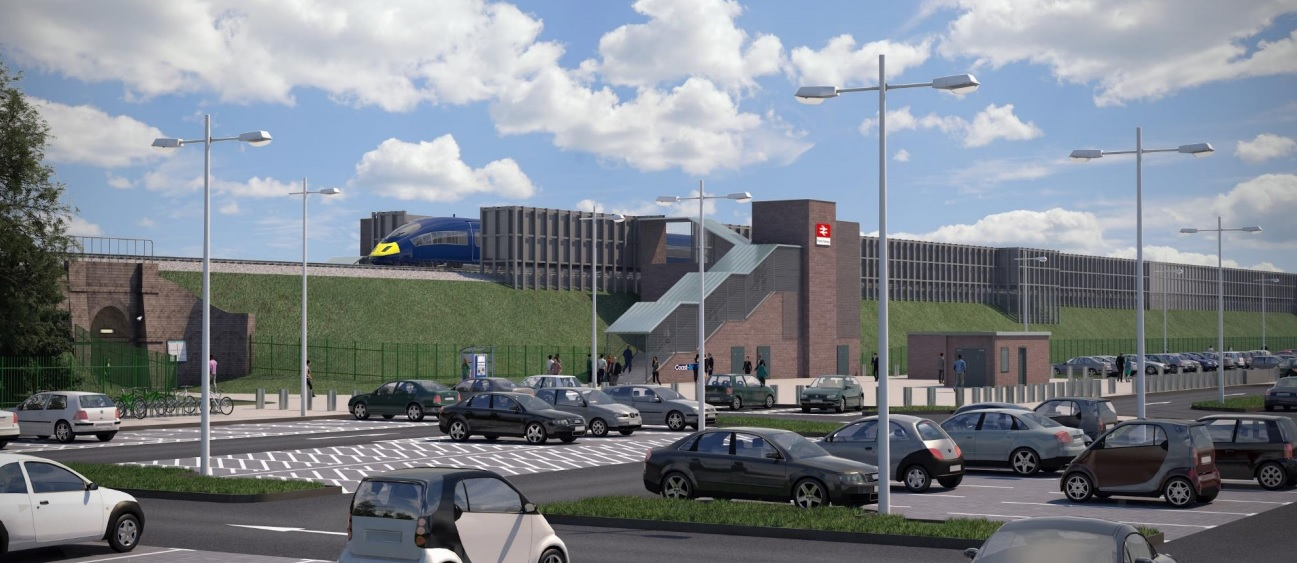 KCC agrees funding for Thanet Parkway station