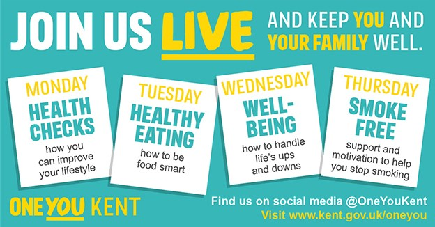 Facebook Live Sessions Offer Free Healthy Lifestyle Support