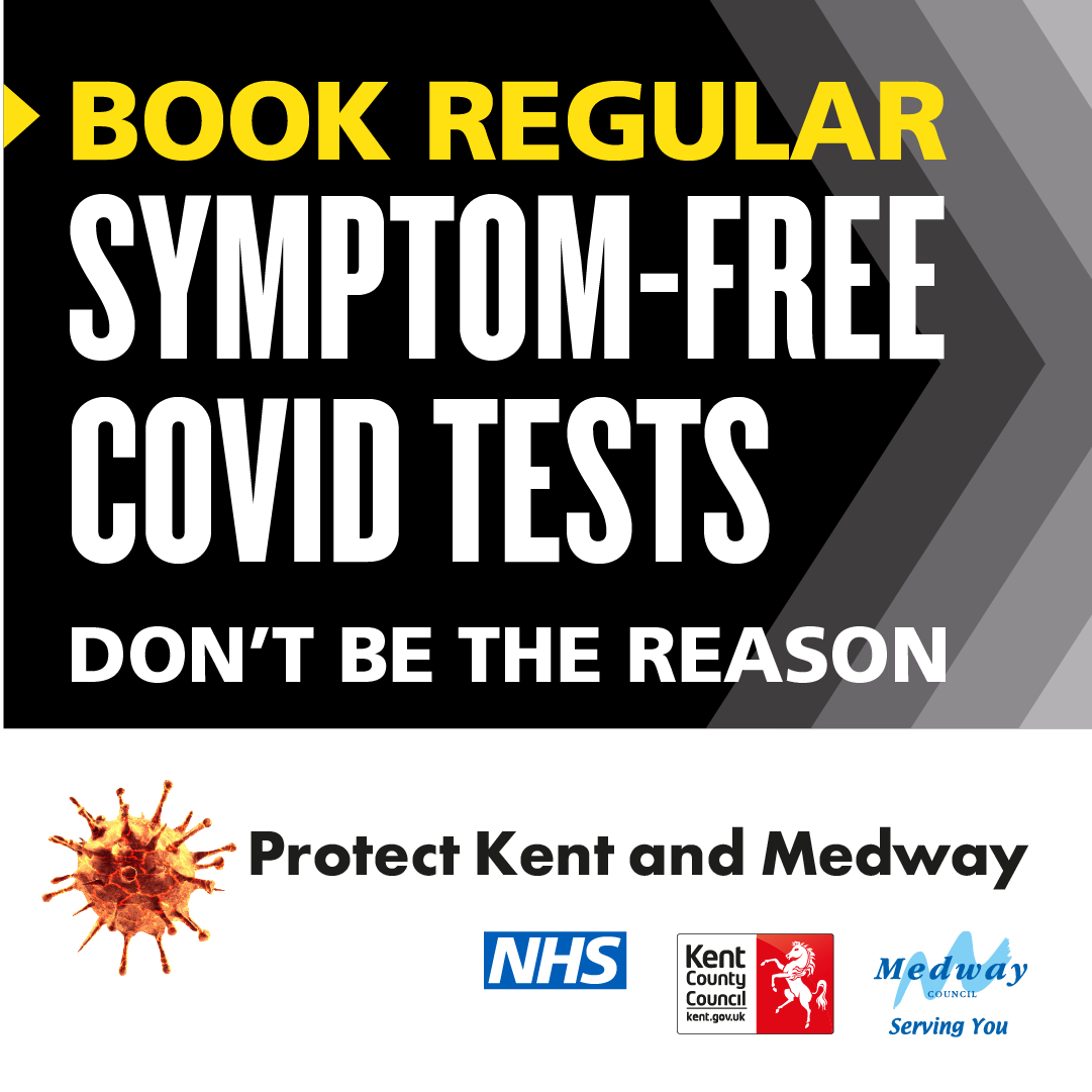 Further Symptom-free Testing Sites Opening in Kent