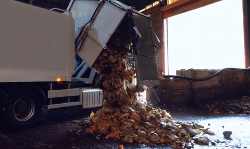 Kent's household food waste now recycled in Kent