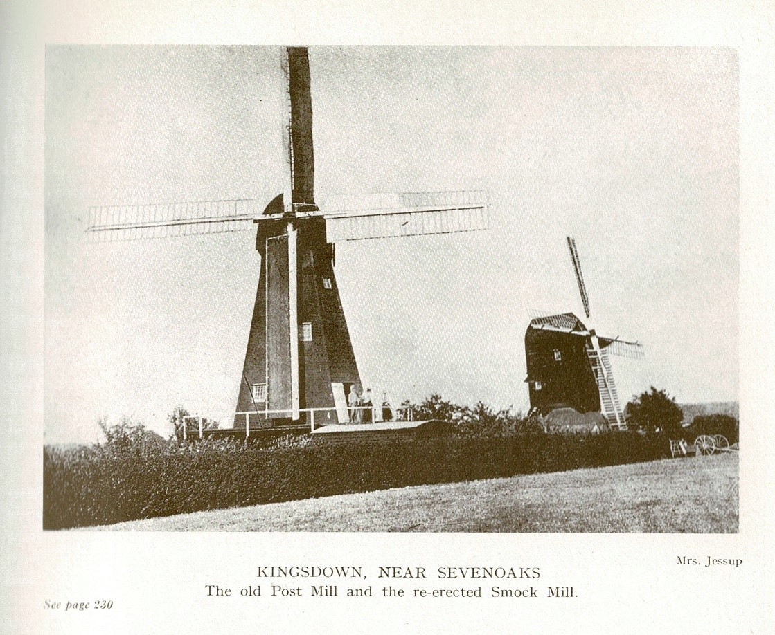 Kent Smock Mill preserved for another generation