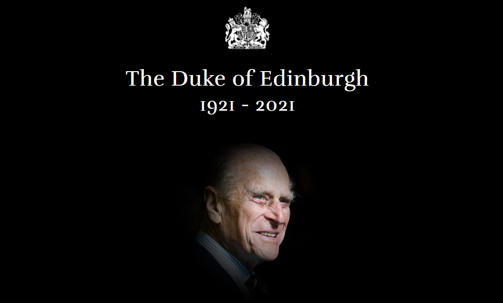The Chairman of Kent County Council expresses sympathy to her Majesty The Queen on the sad loss of His Royal Highness the Duke of Edinburgh