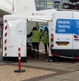 Further changes to Kent's testing sites as more people choose to test at home