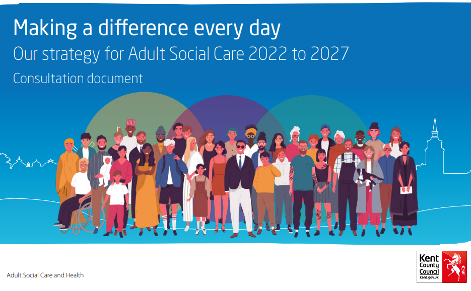 KCC asks for feedback on its new Adult Social Care strategy