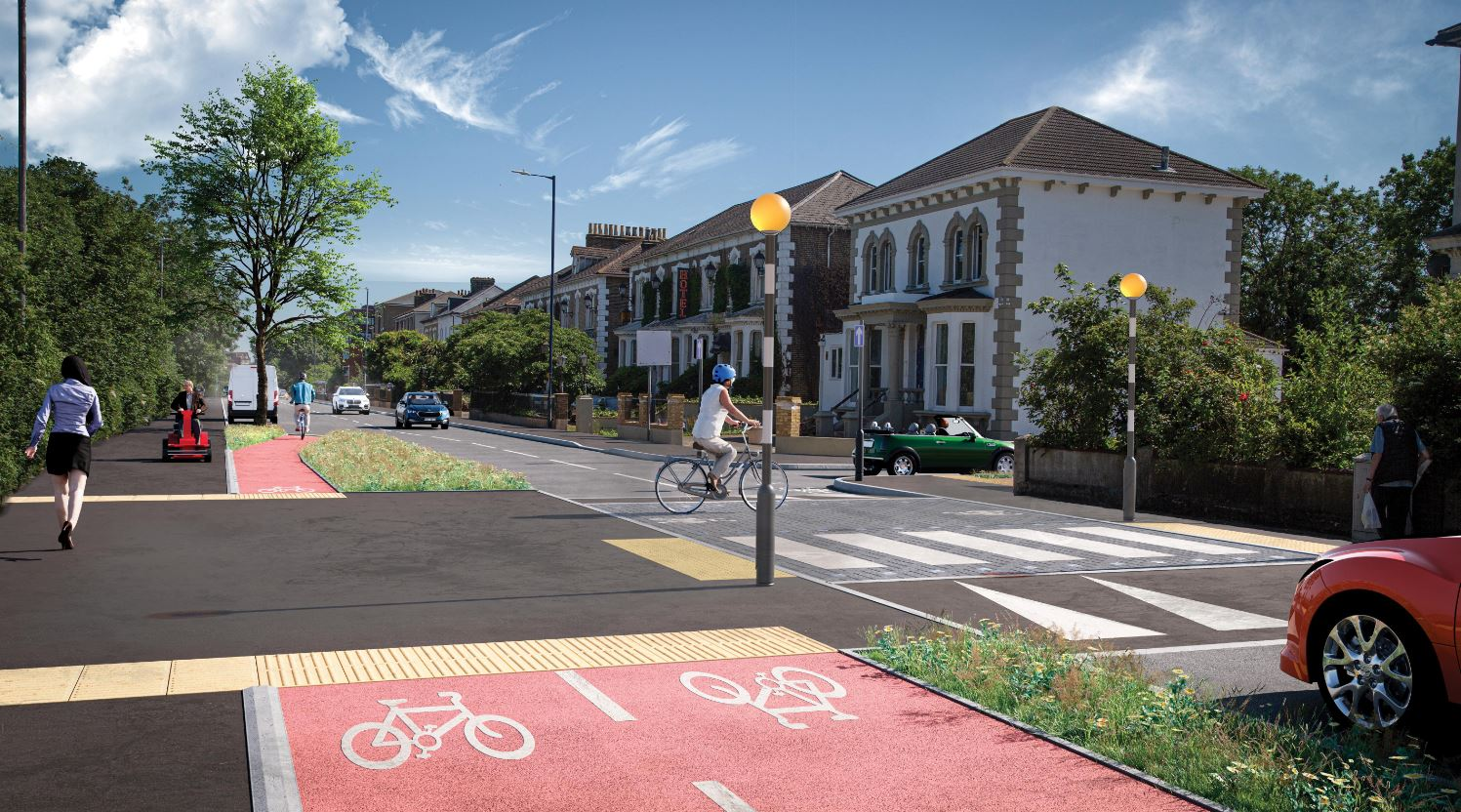 Second round of consultation opens for Active Travel schemes
