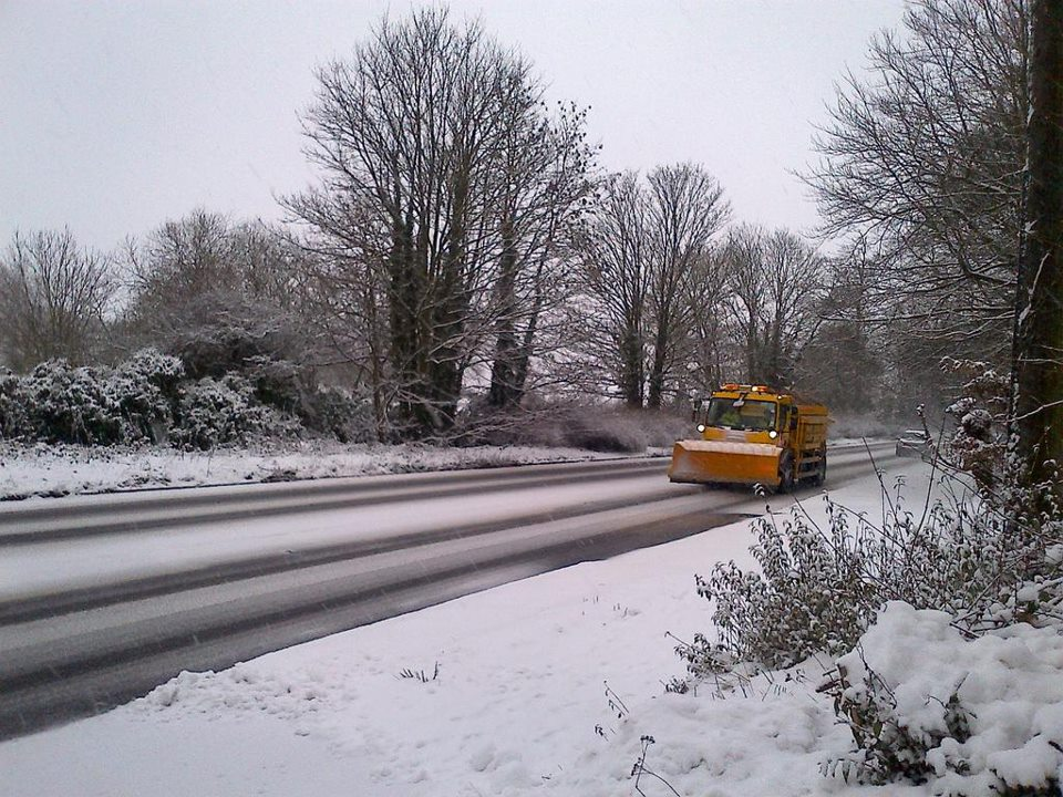 Kent residents urged to prepare for winter on our roads